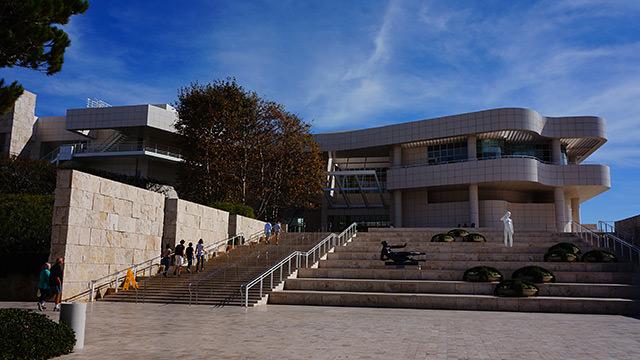 ゲティ美術館