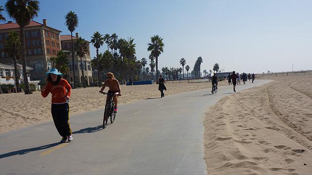 サンタモニカ(Santa Monica)・ヴェニス(Venice)